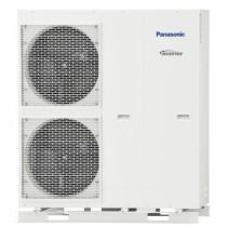 Venkovní jednotka tepelného čerpadla pro domácnosti (monoblok) AQUAREA WH-MDC12G6E5