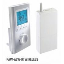 Bezdrátový prostorový termostat s LCD a týdenním časovačem PAW-A2W-RTWIRELESS