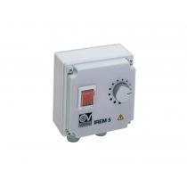 IREM 5 (pro jednofázové modely, plynulá regulace otáček, max. Zátěž 5A)