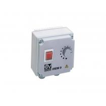 IREM 9 (pro jednofázové modely, plynulá regulace otáček, max. Zátěž 9A)