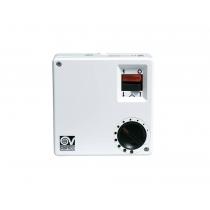 SCNR 5 (5-stupňová regulace otáček, montáž na stěnu, max. Zátěž 100W)