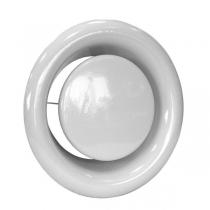 Talířový ventil odvodní D 125 - kovový