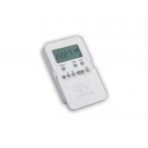 RF dálkový ovladač - bíly (náhradní)  (pouze pro Vort Prometeo Plus HR 400)