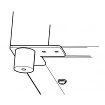 Antivibrační podložky pro model 315